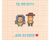 To Infinity & Beyond - Romance/Love/Valentines Card