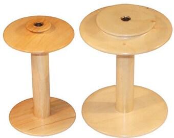 Jumbo Bobbins for Kromski Spinning wheels
