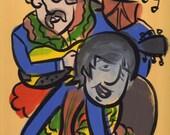 THE BEATLES John & Paul