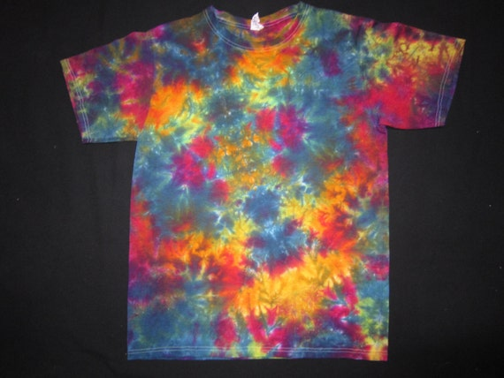 scrunch tie dye instructions