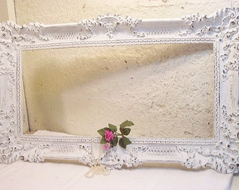 popular items for large framed mirror on etsy