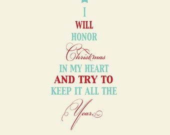 Printable Holiday Quotes Set 1