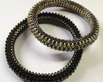 Snake Belly Bangle