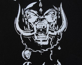 Motorhead patch punk rock metal Free Shipping