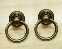 Unique Large Drawer Knobs Related Items Etsy