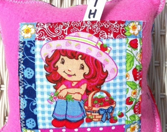 Strawberry Shortcake Children's Tooth Pillow