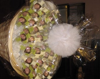 Custom cross  chocolate religious-baptism-christening lollipops - personalize with your favorite picture
