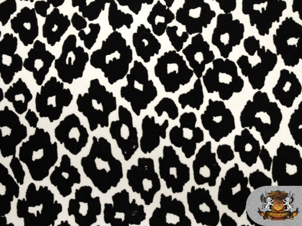 f4105f5cf1f6 Vinyl BIG CAT WHITE with Velvet Texture Upholstery Fabric   54