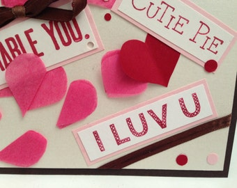 Paper Hearts Whimsical