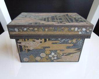 Japanese decorative box