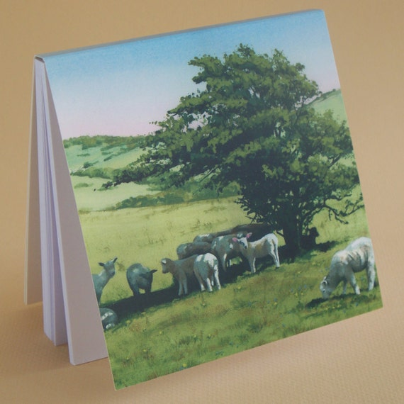 Sussex Lamb Jotter Pad
