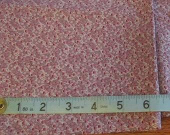 Dusty Rose Cotton Fabric