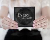 Paris Oh-La-La - Accordion Photography Book