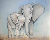 Art Work Elephant