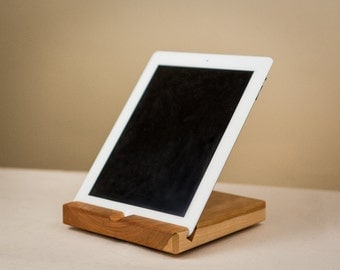 Wooden iPad Pro 9.7 Stand