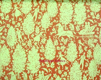 Clearance 1 Yard of Fabric Amy Butler FOLLY From the CAMEO Collection