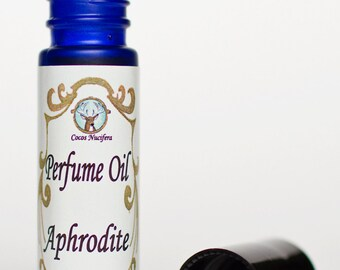 Aphrodite Perfume Oil - 10mL