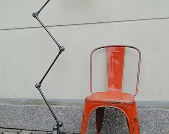 4-armed JIELDE LAMP black