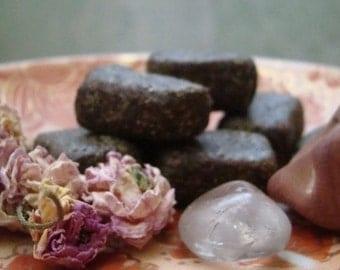 Guinevere's True Love Rosemary and Myrrh Kyphi Incense