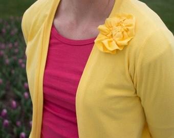 3/4 Sleeve Cardigan Sewing Pattern