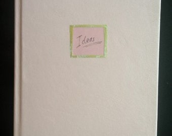 Pale Pink Journal with Lined Pages, 7-3/8 x 10-1/4 inches