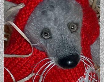 Pattern  Mouse- George Washington ca.22cm
