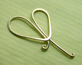 Brass THINGaMaHOOK - Stitch Hook