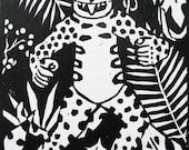 W for Were-jaguar