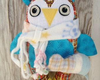 Owl Pattern Plush Stuffie Mouse pattern pdf Download Pattern Now