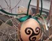 Real Hollowed Pagan Decorated Eggs - U choose from listed Ostara Spring Easter Ostera