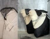Early Shelf Tucks, A Primitive, Folk Art Pattern from Raven's Haven