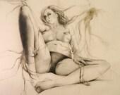 SALE - Gretchen (Print)