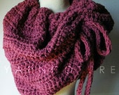 The OVERSIZED Drawstring Cowl - You Choose The Color