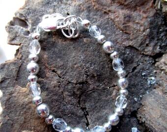Sylvia baby bracelet