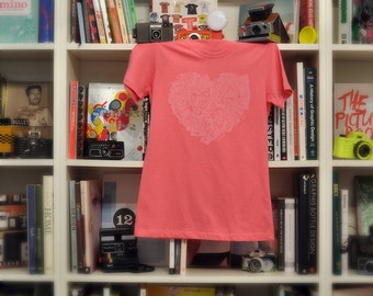 The Luv Tee - Pink - Women's (Limited Sizes Available)
