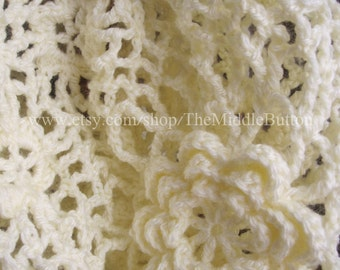 Sweet Cecily Snood - In Buttercream