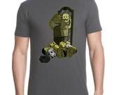 Geekery, Legos Shirt, Star wars, Mustache TShirt, Funny Lego T Shirt S M L XL XXL