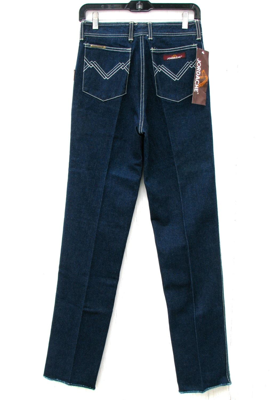 Vintage Denim Jeans // Jordache // 80s // New With Tags