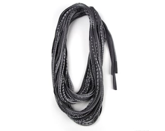 Gray Scarf, Infinity Scarf, Dark Grey Scarf, Gray Infinity Scarf, Necklace, Gray Cotton Scarf, Mens Necklace, Gray Circle Scarf, Mens Scarf
