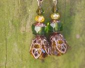 Enchanted Earrings of the Fae Queen