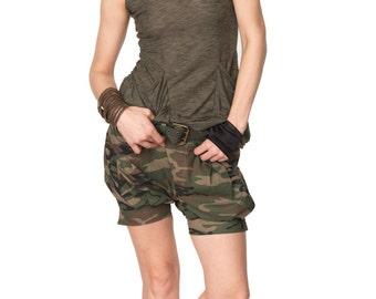 Short Military Short
