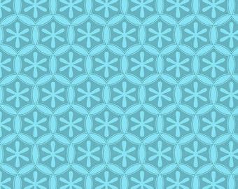Riley Blake Designs Bohemian Festival - Medallion Blue
