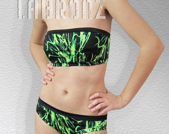 Swimwear & Coverups Swimsuit Two-Pieces Swimsuit Lightning Swimsuit