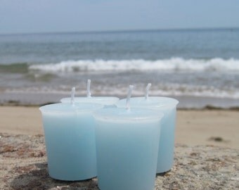 WINDY SHORES (4 votives or 4-oz soy jar candle)