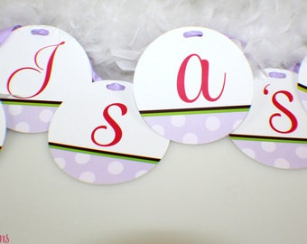 Custom Party Banner - Chic Baby Shower
