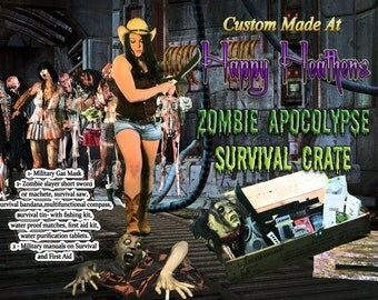 Lord Dioz's Zombie Survival Kits