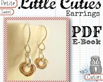 Little Cuties Earrings PDF - Basic Instructions - Expert Tutorial