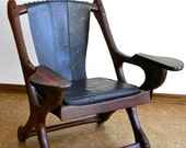 Sling Swinger Arm Chair by Don Shoemaker