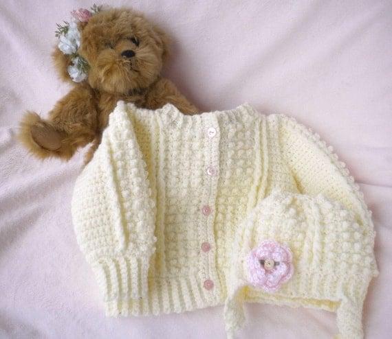 Irish Knit Sweaters For Babies 57