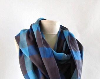 Men Scarf // Unisex Scarf // Loop Scarf // Winter Scarf-Cowl //  Men Scarf // Infinity scarf